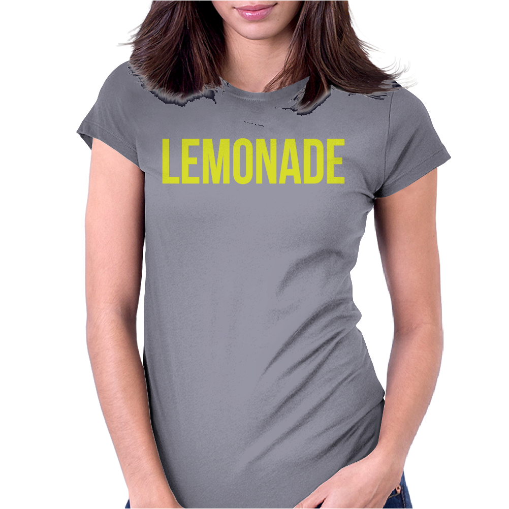 Lemonade Womens Fitted T-Shirt