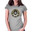 Lemur Womens Fitted T-Shirt