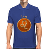Leo Astrology Sign Mens Polo