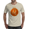 Leo Astrology Sign Mens T-Shirt