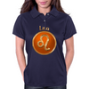 Leo Astrology Sign Womens Polo