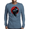 Leonhart and Rinoa Mens Long Sleeve T-Shirt