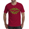 Leopard Lips Hen Night Mens T-Shirt