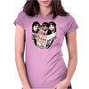LES 3 FRERES Womens Fitted T-Shirt