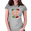 LES TALONS ITALIENS Womens Fitted T-Shirt