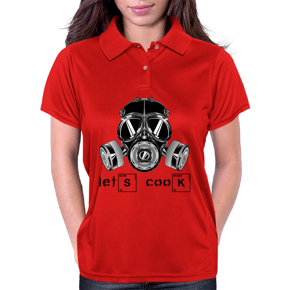 Let´s cook Womens Polo