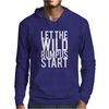 Let The Wild Rumpus Start Mens Hoodie