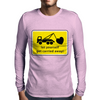Let yourself get carried away! Mens Long Sleeve T-Shirt