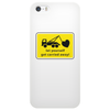 Let yourself get carried away! Phone Case