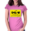 Let yourself get carried away! Womens Fitted T-Shirt