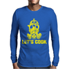 Let's Cook Mens Long Sleeve T-Shirt