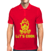 Let's Cook Mens Polo