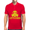 Lets Cook Mens Polo