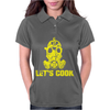 Let's Cook Womens Polo