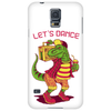 Let's Dance Dinosaur Phone Case