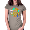 Let's Drink To The Droids! Womens Fitted T-Shirt