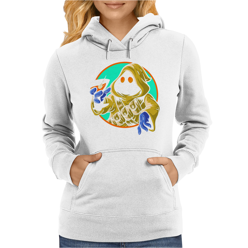 Let's Drink To The Droids! Womens Hoodie