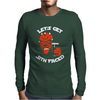Let's Get Sith Faced Mens Long Sleeve T-Shirt