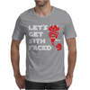 Let's Get Sith Faced. Mens T-Shirt
