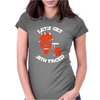 Let's Get Sith Faced Womens Fitted T-Shirt