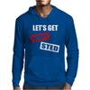 LET'S GET WHEY STED Mens Hoodie