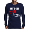 LET'S GET WHEY STED Mens Long Sleeve T-Shirt