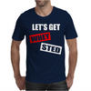 LET'S GET WHEY STED Mens T-Shirt