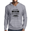 Let's make better mistakes tomorrow Mens Hoodie