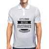 Let's make better mistakes tomorrow Mens Polo