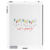 Let's party! Tablet (vertical)