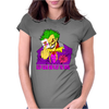 Let's Play The Game Womens Fitted T-Shirt