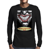 let's put a smile on that face Mens Long Sleeve T-Shirt