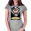 let's put a smile on that face Womens Fitted T-Shirt