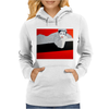LETS RELAX Womens Hoodie
