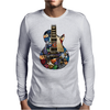 LETS ROCK Mens Long Sleeve T-Shirt