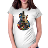 LETS ROCK Womens Fitted T-Shirt