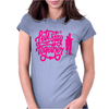 lets stay together Womens Fitted T-Shirt