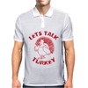 Let's Talk Turkey Mens Polo