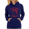 Let's Talk Turkey Womens Hoodie