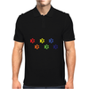 LGBT dog paws Mens Polo