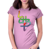 LGBT & H Womens Fitted T-Shirt