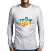 LGBT Mens Long Sleeve T-Shirt