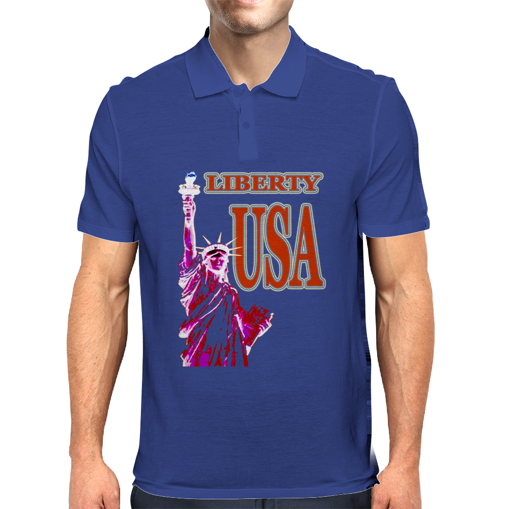 Liberty Mens Polo
