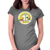 LIBRA Womens Fitted T-Shirt