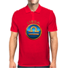 Libra Zodiac Sign Mens Polo