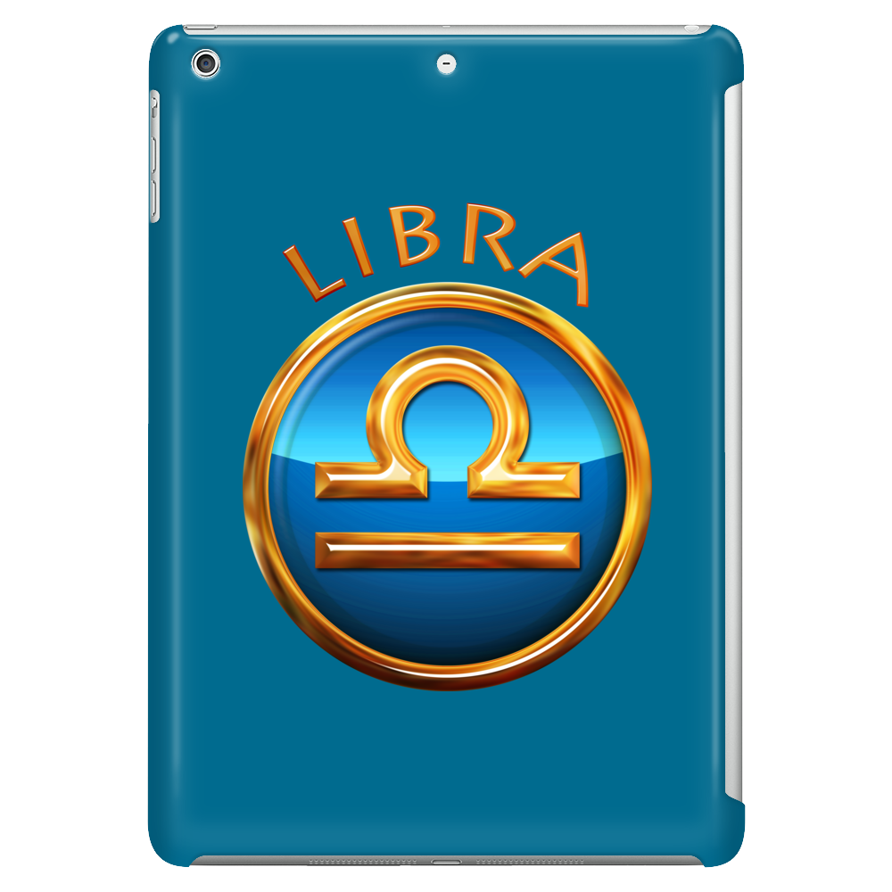 Libra Zodiac Sign Tablet