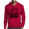 Lick It Delicious Mens Hoodie