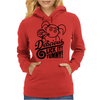 Lick It Delicious Womens Hoodie