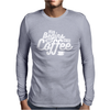 Life Begins After Coffee Mens Long Sleeve T-Shirt