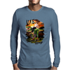 Life Finds A Way Mens Long Sleeve T-Shirt